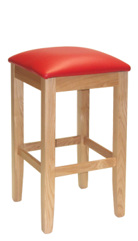 Classic Timber Kitchen Stool
