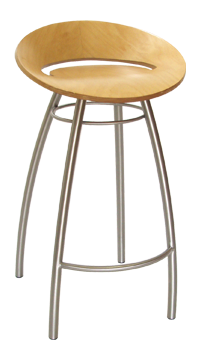 Jewel Leather Bar stool Stepstool Jade Stool  sc 1 th 297 & The Stool Shop - Sydney - Barstools Kitchen Stools and Dining ... islam-shia.org